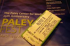 2008 PaleyFest