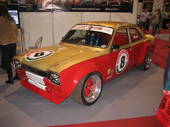 Ford Escort Mk1 - Race Retro '08 (ComfortablyNumb...) Tags: ford historic escort motorsport stoneleighpark raceretro