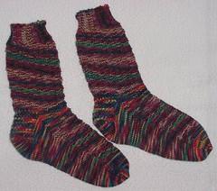 Jailhouse Rock socks