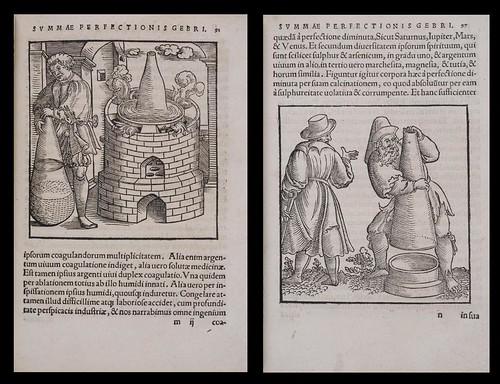 Alchemiae Gebri Arabis philosophi solertissimi 1545