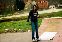 adrian (Grayson Hall Photography) Tags: county west film canon virginia hall skateboarding ae1 wv grayson skatepark adrian spencer edwards wirt roane