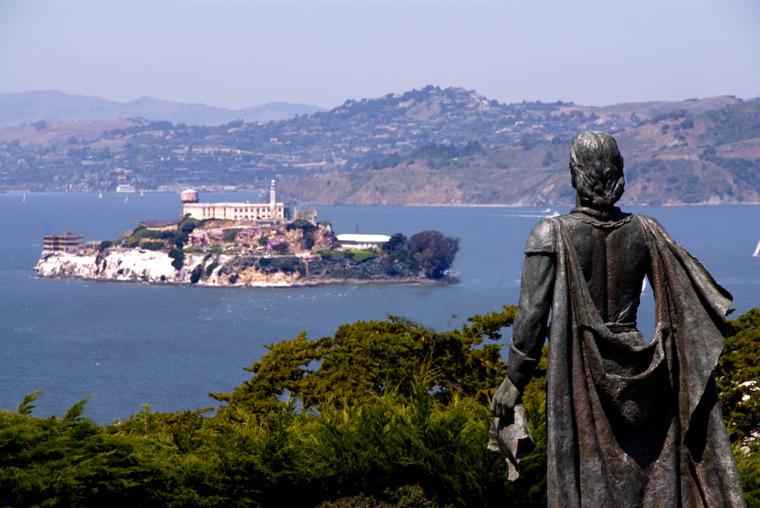 Overseeing Alcatraz
