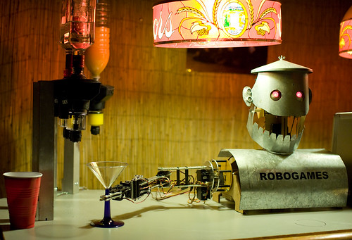 Roboexotica USA