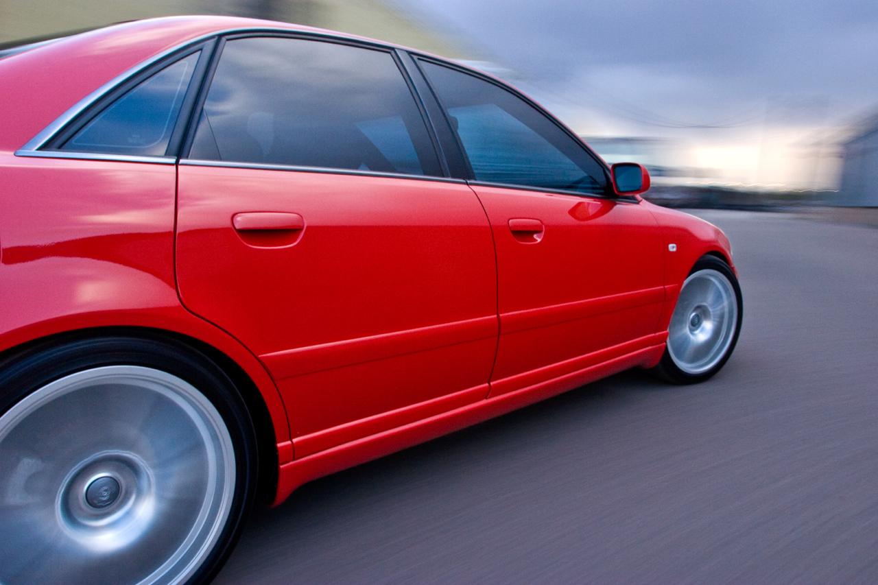 Audi A4  S4 20022005 B6 NO HOLES License Plate Bracket