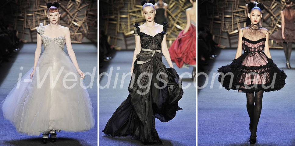 iLoveThese Zac Posen Fall 08 gowns