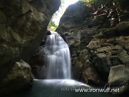 Bugsukan Falls Cascade