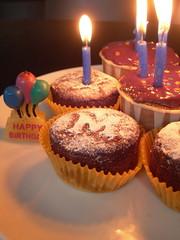 Meilia's bday cake #2