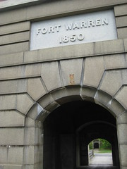 Fort Warren 1850