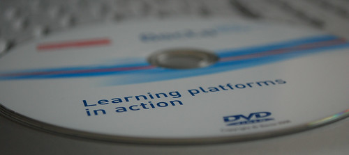 Becta Learning Platforms in Action DVD