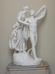 Statue (daveandlyn1) Tags: ladylever portsunlight thewirral merseyside model gallery