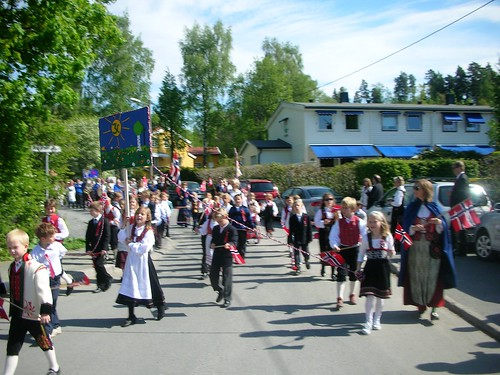 17th of May Norway Constitution Day #1