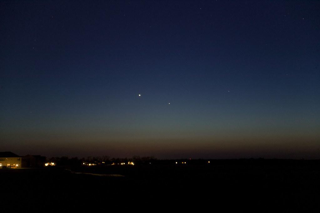 Venus and Mercury (1)
