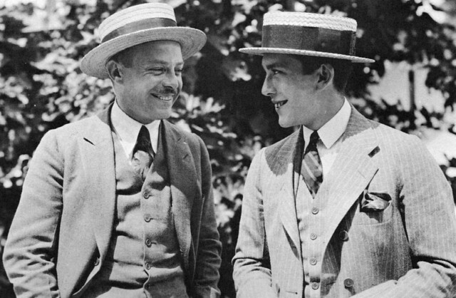 Harry Beaumont and Jack Pickford