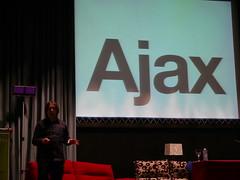 Ajax a prueba de balas con Jeremy Keith