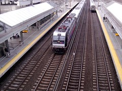 NJ Transit 4603 (Rrrodrigo) Tags: usa railway njtransit newarkairport 4603
