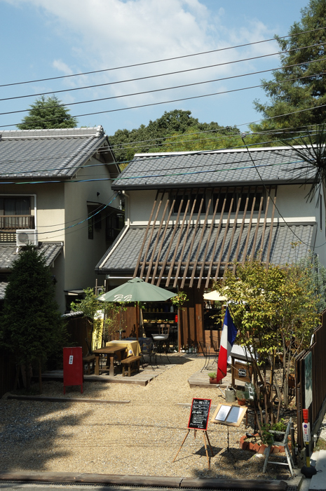午後的咖啡館