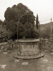 Well - Bagno Vignone, Tuscany
