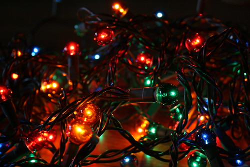 christmas lights — nov 30