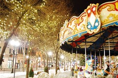 Santa's merry-go-round by Inuyasha Izayoi, on Flickr