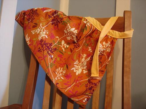ellen's apron, side 1
