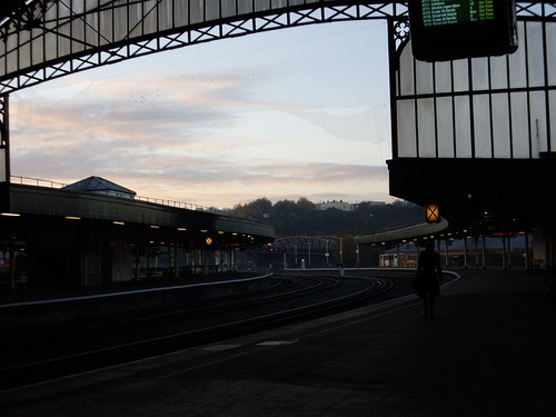 bristol train station