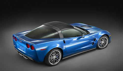 Corvette Zr1 2009. 2009 CORVETTE ZR1 POWERED BY