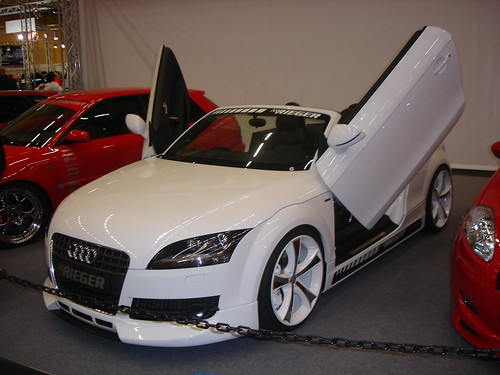 Audi TT Tuning Best Design