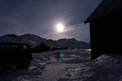 Moonlit (Birkir Jnsson) Tags: longexposure snow iceland moonlight landmannalaugar