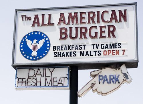 LA: All American Burger