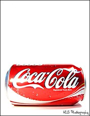 Coke 8 (KLSPhotography) Tags: red studio cola drink coke can pop fizzy kirstiesmith klsphotography rotrossorougerood