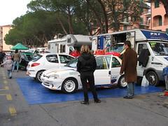 Preparativi - Rally Andora 2008