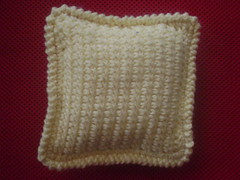 Keepsake Pocket pillow-back