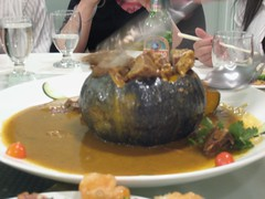 Short ribs stewed in kabocha squash, Amazing 66