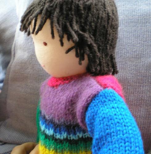 Yeshi's doll
