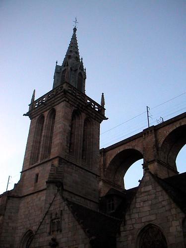 église viaduc
