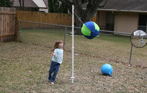 Tether Ball 1
