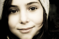 .. Innocent Beauty .. (Roberta Facchini) Tags: light portrait macro cute girl beautiful beauty face up sepia canon wonderful photography kid eyes child close photoshoot natural sister expression daughter young cutie teen elena passion roberta feelings 1on1 facchini themoulinrouge ager firstquality thecontinuum flickrsbest lovephotography passionphotography abigfave platinumphoto unaltraperlanera anotherblackpearl superbmasterpiece beyondexcellence charmbeautypeoplesociety celebritieshalloffame megashot msportrait fpggold2008 ruobby rfpeople wwwrobertafacchinicom