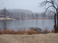 lake snowstorm 12 of 15