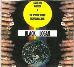 black logan cover