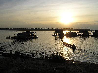 R�o Amazonas en Leticia (Colombia)