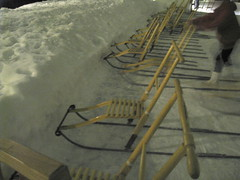 sparks (modalshift) Tags: snow norway lillehammer spark hunderfossen vinterpark