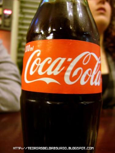 Nuevo diseño de los envases de Coca-Cola