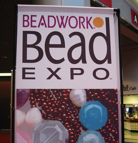 Bead Expo this weekend!