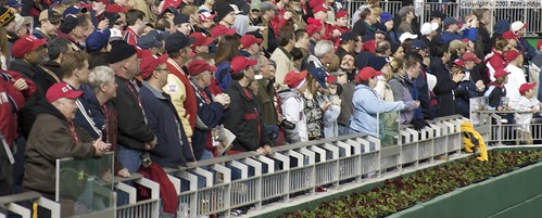 Left Field Crowd (Tight)