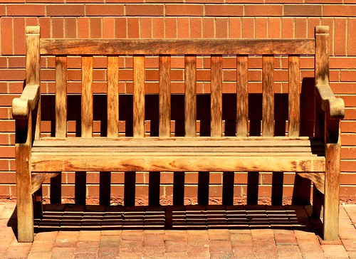 Brick and Bench
