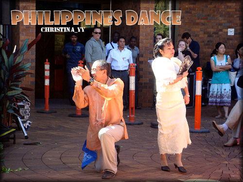 USQ Harmony Day 2008: Philippines Dance