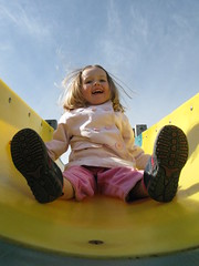Fun on the slide 4