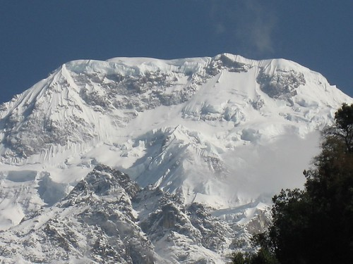 Peak of Annapurna South
