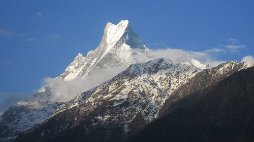 Machhapuchhre (aka Fishtail)
