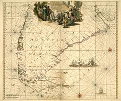 America Meridional del Rio de la Plata al estrecho de Magallanes